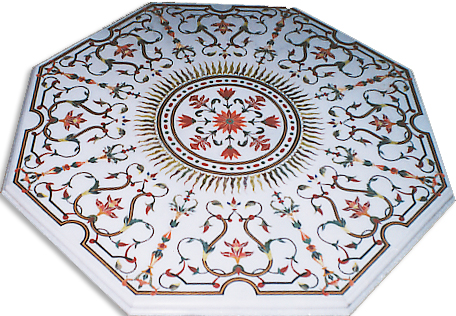 Marble Inlay Tabletops Manufacturers Amp Exporters Of
